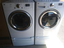 lg tromm dryer. LG TROMM Frontload Washer \u0026 Dryer Set In Perfect Working Order For Sale Denver, CO - OfferUp Lg Tromm