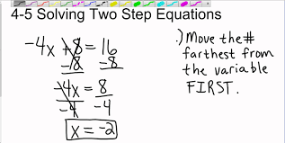 multi step equations with variables on both sides worksheet