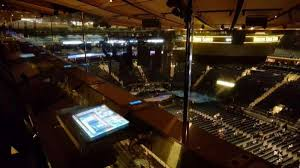 Madison Square Garden Section 328 Home Of New York Rangers