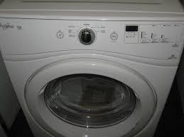 new gas dryer. Delighful Gas WHIRLPOOL Duet Gas Dryer  New  And New 3