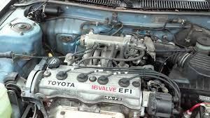 Toyota Corolla E9 1.6L 4A-FE poor idling problem - YouTube