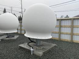 Starlink is a satellite internet constellation being constructed by spacex providing satellite internet access. Canada Resident Finds A Spacex Starlink Ground Station Under Construct