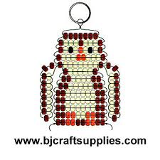 Beaded Keychain Patterns