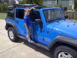Installed 2010 soft top on 2012 - Jeep Wrangler Forum
