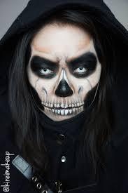 grim reaper makeup more