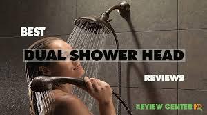 best dual shower head