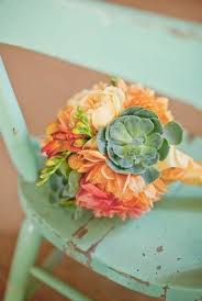 Pin by Janette Pate on Dream Weddings   Peach mint wedding ...