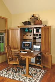 arts crafts home office. home office desk armoire arts crafts y