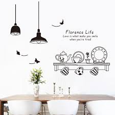 wall stickers dining room
