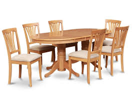 Oval Kitchen Table And Chairs Dining Table Wood Dining Table Interior Design For Home Decoration