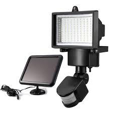 Us 458 100led Zonne Energie Bewegingssensor Licht Met Zonnepaneel Buitenverlichting Led Security Schijnwerpers Voor Tuingaragepathway In