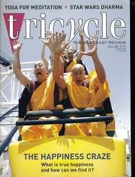tricycle the buddhist review fall yoga for meditation tricycle the buddhist review fall 2005 yoga for meditation star wars dharma the happiness craze single issue magazine tricycle com books