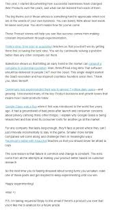 Explain Why You Should Be Considered For The Position Email Newsletter Design Best Practices Html Vs Plain Text