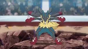 Xem Phim Pokémon Journeys tập 25 vietsub - A Battle Festival Exploding With  Life VS Mega Lucario!! Hội thi đấu bộc phá quyền đấu với Mega Lucario  vietsub - Tập Mới Nè