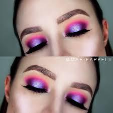 colourpop element of surprise makeup tutorial full face of colourpop colourpop cosmetics makeup colourful colorful my little pony e tutorial