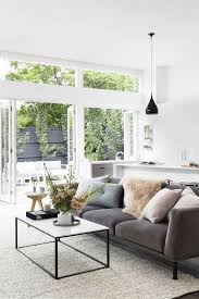 living room stunning grey couch living room beige rectangle rug white coffee table white painted