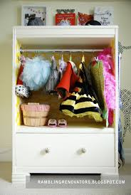 Diy Dress Up Storage 35 Best Dress Up Closet Images On Pinterest Home Crafts And Old