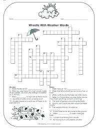 Weather Worksheets For Kindergarten Free Printable Preschoolers ...
