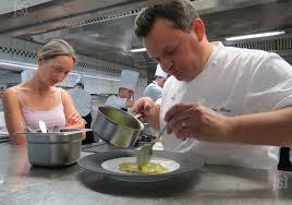 Cours Et Stages De Cuisine Un Cours De Cuisine Trois étoiles Chez