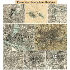 Der vergleich ist weit hergeholt. Karte Des Deutschen Reiches 1878 1945 Landkartenarchiv De