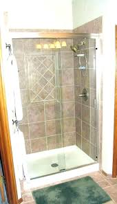 fiberglass vs tile shower shower inserts vs tile acrylic showers vs fiberglass fiberglass tile shower base