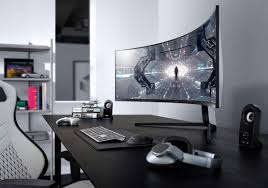 Odyssey Design Samsungs New Odyssey Gaming Monitor Line Boasts An