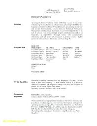 One Page Resume Template Word Mesmerizing How To Write One Page Resume How To Write A One Page Resume