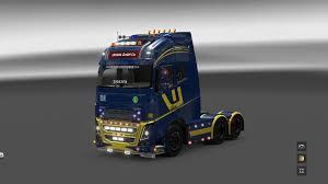Volvo Fh 2013 Ohaha V1 0 0 Truck Euro Truck Simulator 2 Mods American Truck Simulator Mods