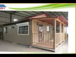 Small Picture small prefab homessmall mobile homesmodular home YouTube