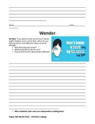 wonder book questions by chapter 30 best precepts from the book wonder by r j palacio images