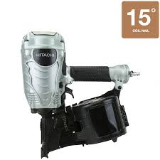 hitachi 3 5 in 15 degree framing nailer