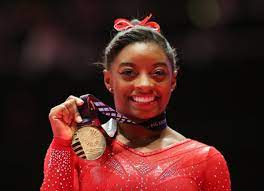 Because the vault is new, it was given a provisional difficulty value by fig (6.6), but biles believes it is worth 6.8. Simone Biles Net Worth Celebrity Net Worth