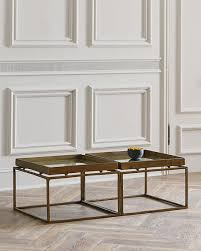 bunching coffee tables. Jacob Bunching Coffee Table Tables A