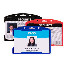 Security ID Card Holders, open <b>face</b>. Storage and <b>protection</b> for ID ...