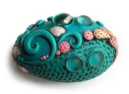 Swirly Mermaid Egg with Colors | Gardening | Pinterest | Mermaid ...