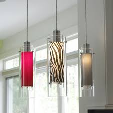 spacious 3 light grey glass shade pendant for kitchen of shades