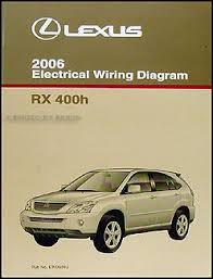 s 2006 lexus rx 400h wiring diagram manual original ebook 2006 lexus rx 400h wiring diagram manual original lexus