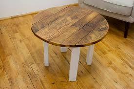 pine round table top designs