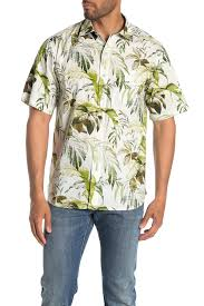 image of tommy bahama don t leaf me now short sleeve original fit shirt