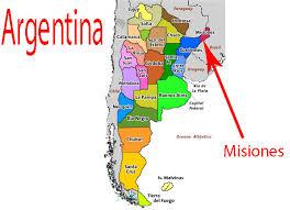 Resultado de imagen para mapa misiones