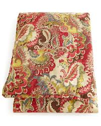 queen jocelyn paisley duvet cover