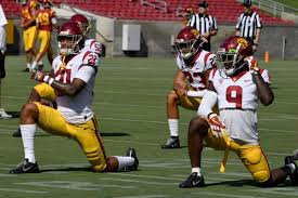 Usc 2018 Depth Chart Usc Football Week 1 Depth Chart Breakdown Conquest Chronicles