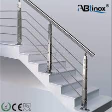 Railing Design Hot Item Stainless Steel Glass Balustrade Handrail Railing Balcony Post