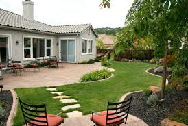 backyard landscaping designs. Examplary Easy Landscaping Ideas Together With Small Front Yards . Backyard Designs