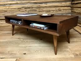 furniture mid century modern coffee table design ideas mid with regard to round walnut