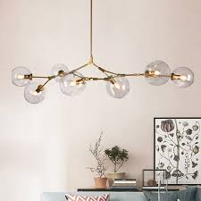 beautiful globe light chandelier lindsey adelman globe branching bubble glass pendent light