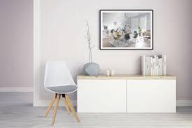 Wohnling 2er Set Retro Esszimmerstuhl Lima Weiß Grau Polsterstuhl Küchenstuhl Neu