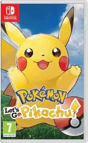 Pokemon Lets Go Pikachu Switch NSP Free Download - Romslab.com