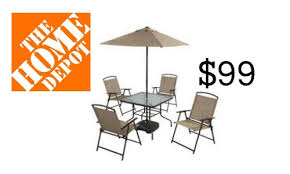 homedepot patio furniture. Patio Dining Set Homedepot Furniture