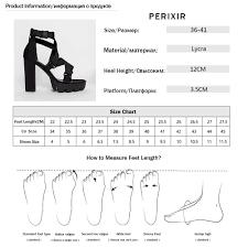 HOT SALE <b>Perixir Women</b> Sandals <b>high heel</b> Shoes block heel ...
